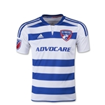FC Dallas 2015 Youth Away Soccer Jersey