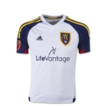 Real Salt Lake 2015 Youth Away Soccer Jersey