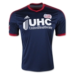 New England Revolution 2015 Home Soccer Jersey