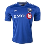 Montreal Impact 2015 Home Soccer Jersey