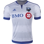 Montreal Impact 2015 Authentic Away Soccer Jersey
