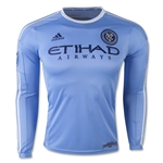 New York City FC 2015 LS Home Soccer Jersey