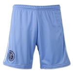 New York City FC 2015 Authentic Home Short
