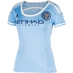 New York City FC 2015 Women's Home Soccer Jersey
