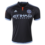 New York City FC Away Soccer Jersey
