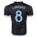 New York City FC 2015 LAMPARD Away Soccer Jersey