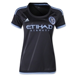 New York City FC Women's Away Soccer Jersey