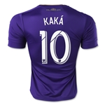 Orlando City FC 2015 KAKA Authentic Home Soccer Jersey