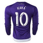Orlando City 2015 KAKA LS Authentic Home Jersey