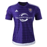Orlando City 2015 Women's Primary Soccer Jersey
