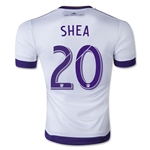 Orlando City 2015 SHEA Authentic Away Soccer Jersey