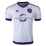 Orlando City 2015 Away Soccer Jersey