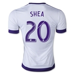 Orlando City 2015 SHEA Away Soccer Jersey