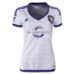 Orlando City 2015 Women's Away Soccer Jersey