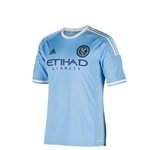 New York City FC 2015 Youth Home Soccer Jersey