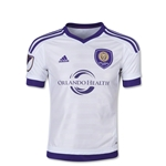 Orlando City 2015 Youth Away Soccer Jersey