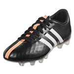 adidas 11Pro FG (Core Black/White/Flash Orange)
