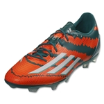 adidas Messi 10.2 FG (Power Teal/White/Solar Orange)