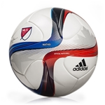 MLS 2015 Official Match Ball (New York Red Bulls)