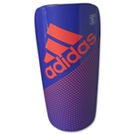 adidas Ghost Guard Shinguards (Night Flash/Solar Red)