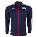 New England Revolution Full-zip Anthem Track Jacket