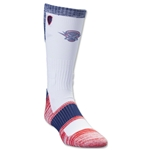 Charlotte Hounds MLL Strife Technical Lacrosse Socks