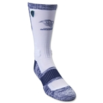 MLL Chesapeake Bayhawks Strife Technical Lacrosse Socks