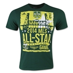 Portland All Star 2014 Bridge T-Shirt