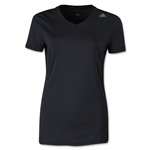 adidas Women's TechFit T-Shirt (Black)