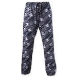 Soccer Ball Plaid Flannel Pant with Pockets