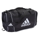 adidas Defender II Large Duffle Bag (Black)