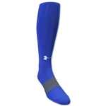 Under Armour Soccer Over the Calf Sock (Royal)