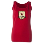 Sacramento Republic FC Soccer Women's Tank Top (Red)