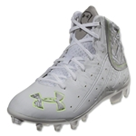 Under Armour Banshee Mid MC Lacrosse Cleats