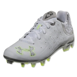 Under Armour Banshee Low MC (White/Red)