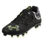 Under Armour Banshee Low MC Lacrosse Cleats (Black/White)