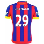 Crystal Palace 14/15 CHAMAKH Home Soccer Jersey