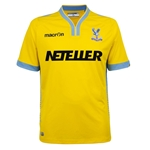 Crystal Palace 14/15 Away Soccer Jersey