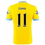 Crystal Palace 14/15 ZAHA Away Soccer Jersey