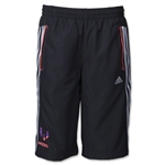 adidas Youth Messi Bermuda Short (Black)