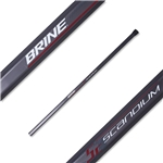 Brine Scandium 30 Lacrosse Shaft (Gray)