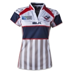USA Women's World Cup Alternate Ladies Rugby Jersey