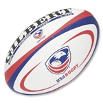 Gilbert USA Rugby Barbarian Match Rugby Ball