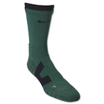 Nike Vapor Crew Sock 15 (Dark Green)
