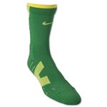 Nike Vapor Crew Sock 15 (Gr/Yellow)