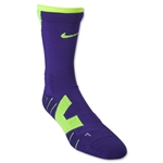 Nike Vapor Crew Sock 15 (Purple)