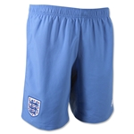 England 11/12 Away Soccer Shorts