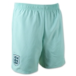 England 11/12 Away Goalkeeper Shorts
