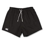 Canterbury CCC Rugby Shorts with Pockets (Bk)