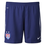USA Women's 2015 Away Soccer Short